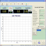 Computer-Steuerhydraulische konkrete Kleber-Komprimierung-Prüfungs-Maschine Yaw-1000d