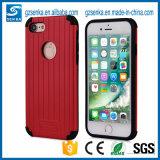 Modèle de vente chaud de Vrs de caisse de téléphone de silicones de modèle d'Amazone pour l'iPhone 7/7 positif