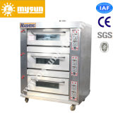 3 strati hanno personalizzato il forno per panetteria della piattaforma dell'acciaio inossidabile (OEM Factroy)