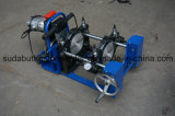 Máquina de soldadura plástica do equipamento da fusão da extremidade da tubulação de Sud315h