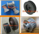Pulegge di alluminio d'acciaio della cinghia di sincronizzazione del ghisa del passo imperiale metrico del passo