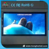 P3.91 P4.81 실내 발광 다이오드 표시 위원회를 광고하는 HD 호텔