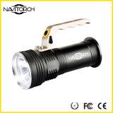 800m 재충전용 플래쉬 등 고성능 LED 토치 빛 (NK-855)