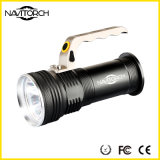 800mの再充電可能な懐中電燈の高い発電LEDのトーチライト(NK-855)