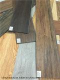 Pvc van de Manier van het huishouden klikt Houten Vinyl Veelkleurige Vloer