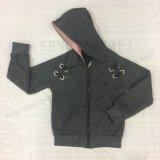 Lo sport Hoodies della ragazza dei capretti di inverno per usura dei bambini copre Sq-6314