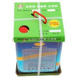 Adhésif de jet de vert consacré par matelas de degré de sécurité de sofa de GBL fabriqué en Chine