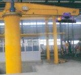 3 toneladas, 5 toneladas, grúa de horca montada tierra de 10 toneladas