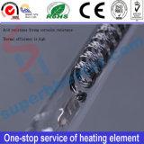 Tubulação de aquecimento infravermelha da fibra do carbono da alta qualidade