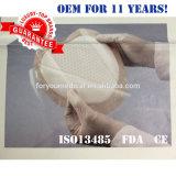 Bordo impermeabile approvato dalla FDA del silicone 2016 di Foryou che veste la preparazione diabetica della gomma piuma del silicone del sacro del piede