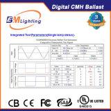 Ballast haloïde du dispositif 315W Digitals du réflecteur 315W CMH en métal en céramique de la serre chaude 315W de culture hydroponique