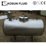 Edelstahl-Nahrungsmittelgrad-flüssiges Wasser-Milch-Buffer-Becken