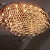 Lumière de lustre du projet K9 d'hôtel pour la décoration (BLX-300)