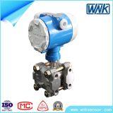Transmissor de pressão diferencial capacitivo do cervo 4-20mA esperto para a aplicação industrial
