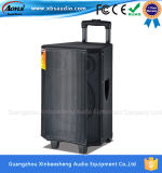 Sistema di altoparlante di PA altoparlante di plastica del Active della batteria da 10 pollici