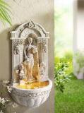 Fontaine de mur avec l'ange (TM0001)