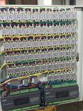 El panel de tacto del PLC y del servomotor controlado Máquina termoformadora de plástico