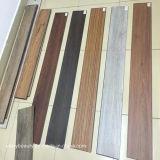 Plancher antidérapage de PVC de matériau de construction de type européen