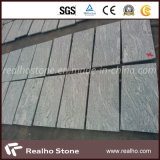 China Juparana White Granite Tile with Grey Veins