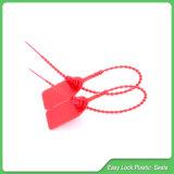 Selo plástico da segurança um selo do fechamento do tempo (JY250B)