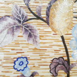 El azulejo decorativo casero del vidrio manchado de la fábrica modela el mosaico en la pared