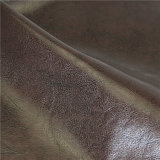 Популярная кожа мебели PVC синтетическая кожаный