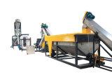 PE van pp de Lijn van de Was van de Plastic Film en de Machine van het Recycling