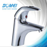 Handle unique Basin Faucet avec Chrome (BM52303)