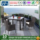 Garden Patio Mesa de jantar e cadeiras para mobiliário de exterior (TG-930)