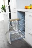 Gabinetes de cozinha de madeira da mobília Home moderna do fornecedor do gabinete de cozinha de N&L com placa do MFC