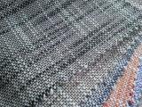 二重色のカチオンのリネンタイプ布