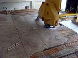 Il ponticello della guida del laser ha veduto per la pietra di taglio (HQ400/600/700)