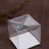 Rectángulo claro barato del ANIMAL DOMÉSTICO del fabricante verdadero (caja de embalaje plástica)