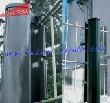 二重鉄条網の対の鉄条網の倍のワイヤーによって溶接される塀
