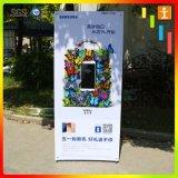 De economische Goedkope Banner van X, Glasvezel X Banner