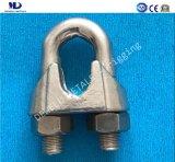 ステンレス鋼私達タイプ可鍛性鋳造ワイヤーロープクリップ