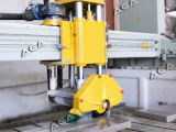 El puente automático de la piedra de la guía del laser vio la máquina para el corte vetear las losas del granito (HQ400/600/700)