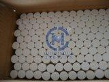 La alúmina de alta pureza hexagonal del cilindro de cerámica