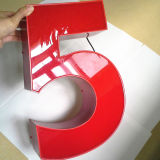 3D Outdoor LED Aluminum Letter