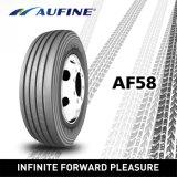 Aufine ha certificato da DOT Smartway per la gomma radiale del camion del semirimorchio radiale resistente