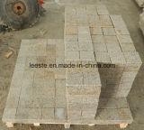 Beige dourado G682 Granite Tiles e Granite Paver