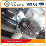 Máquina do torno do CNC do controlador de Ck6150 Siemens