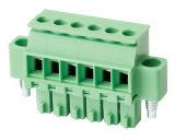最も普及した差込式の端子ブロック(WJ15EDGKAM-3.5/3.81mm)
