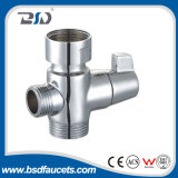 Cp Brass Diverter per Shower Faucet Accessories