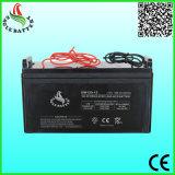 12V 17ah VRLAの再充電可能な手入れ不要の太陽電池