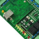 viertüriger Netz-Zugriffssteuerung-32-Bitvorstand