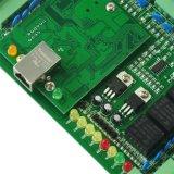 трицатидвухразрядная доска контроля допуска сети 4 дверей
