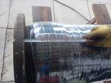 In hohem Grade flexibler verbiegender freier keramischer gezeichneter Gummischlauch