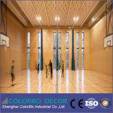 MDF Microporous Wooden Acoustic Painel de materiais de insonorização