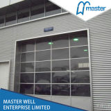Wasserdichtes Mirror Garage Door mit Plastic Window Price